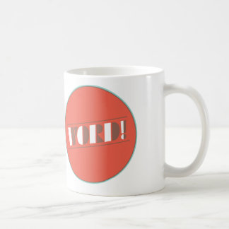 Word! Coffee Mug by Good Humor Design