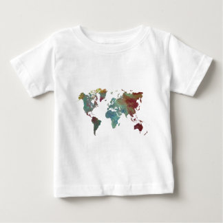 word map after dark baby T-Shirt