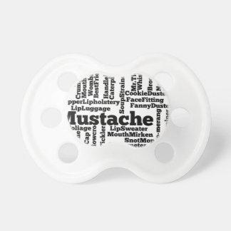 Word mashup pacifier