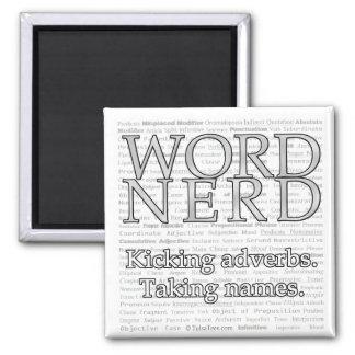 Word Nerd Magnet