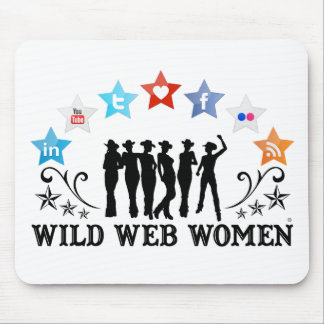 Word of Mouse Pad