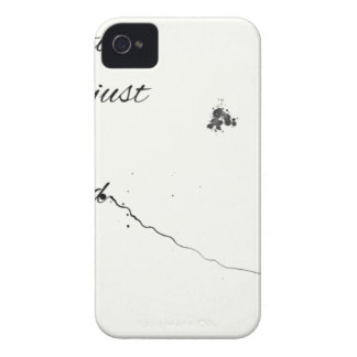 Word Quote iPhone 4 Case