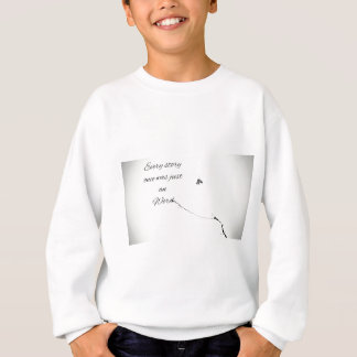 Word Quote Sweatshirt