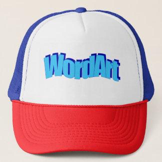 WordArt Hat