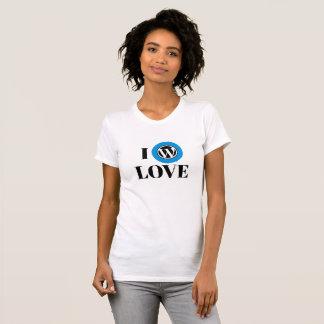 WordPress American Apparel Fine Jersey T-Shirt