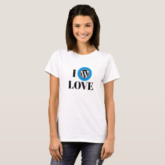 WordPress Basic T-Shirt
