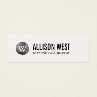 Wordpress Webpage Networking Card