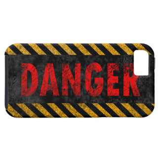 Words are Dangerous iPhone 5 Cover