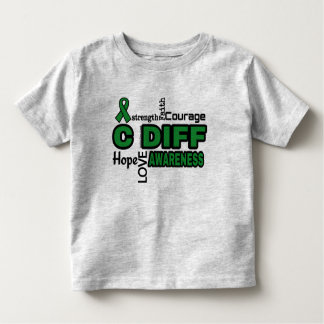 Words...C Diff Toddler T-shirt