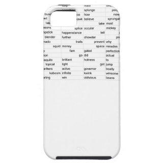 words case for the iPhone 5