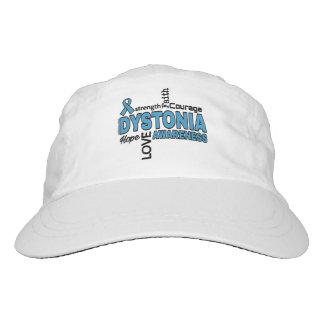 Words...Dystonia Hat