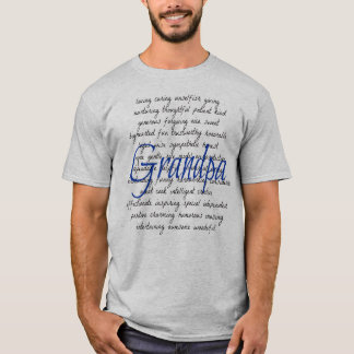 Words for Grandpa T-Shirt