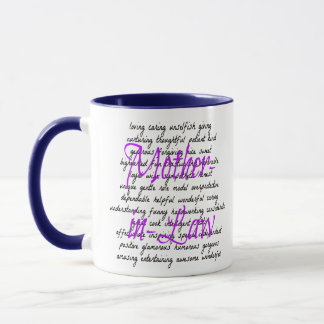 Words for Mother-in-Law Mug
