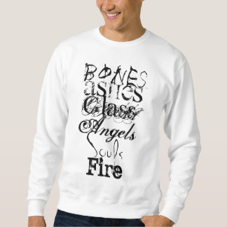 Words in a Series #1 Sweatshirt