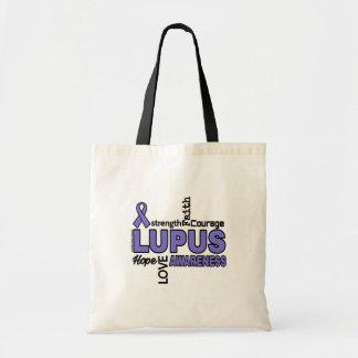 Words...Lupus Tote Bag