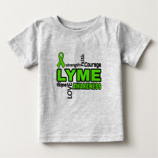 Words...Lyme Baby T-Shirt