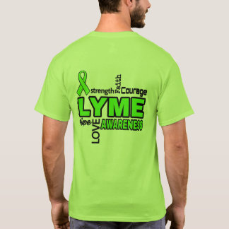 Words...Lyme T-Shirt