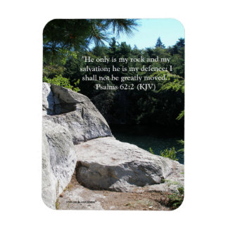Words of Encouragement Rectangular Photo Magnet
