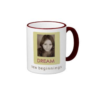 words of hope photo mug
