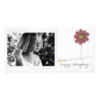 words of hope picture cards customized photo card