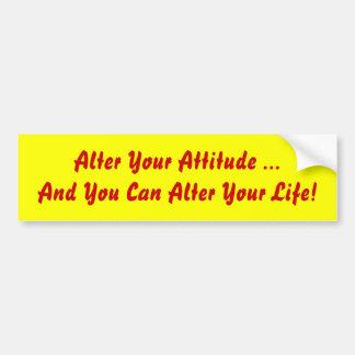 Words of Wisdom Bumper Sticker. Bumper Sticker