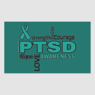 Words...PTSD Sticker