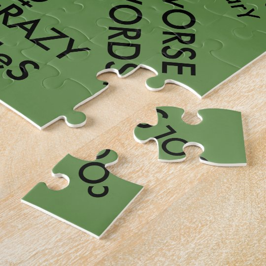 Words Puzzle / Green