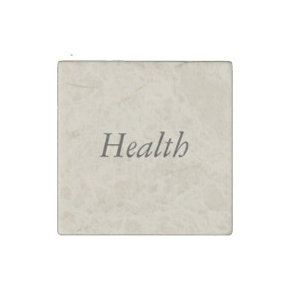 Words to inspire healthy choices in the kitchen stone magnets