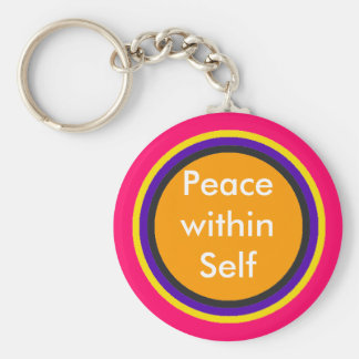 Words To Live By Key Chains