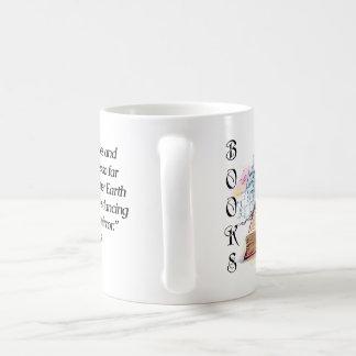 Words Transport Us... Mug