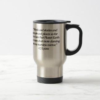 Words Transport Us...Mug Travel Mug