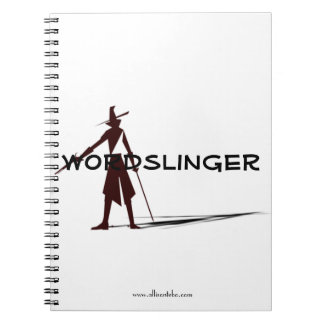 Wordslinger Notebook