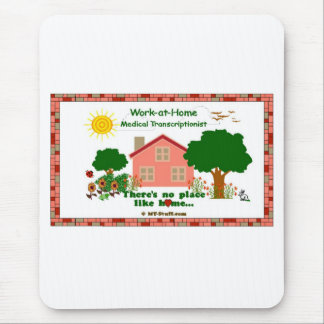 Work-at-Home MT Mouse Pad