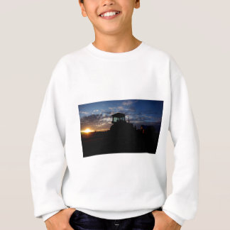 Work Day is Done on the Farm Sweatshirt