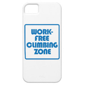 Work Free Climbing Zone Case For The iPhone 5