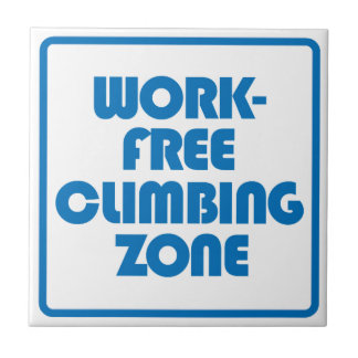 Work Free Climbing Zone Tile