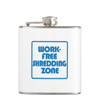 Work Free Shredding Zone Flasks