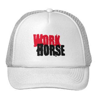 Work Horse Trucker Hat