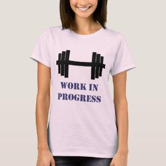 Work In Progress Gym T-Shirt