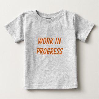 Work In Progress - kids shirt