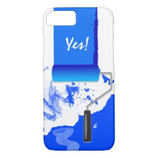 Work In Progress Navy Blue iPhone 7 Case