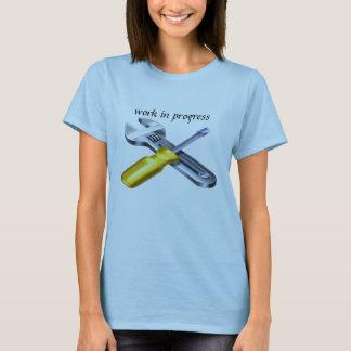 Work in Progress Spaghetti Strap T-Shirt