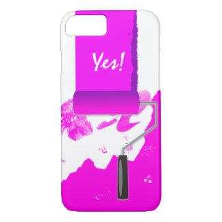 Work In Progress Violet iPhone 7 Case