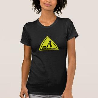 Work In Progress Womens T-Shirt