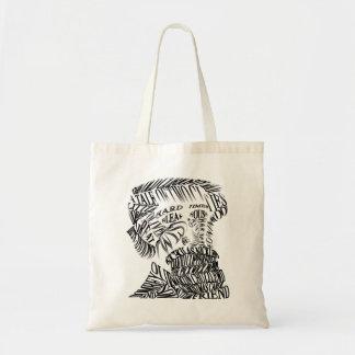 Work Of Charles Dickens Tote Bag