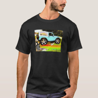 work out truck T-Shirt