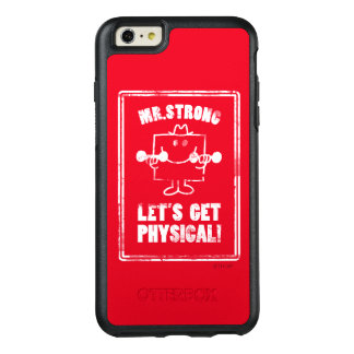 Work Out With Mr. Strong OtterBox iPhone 6/6s Plus Case