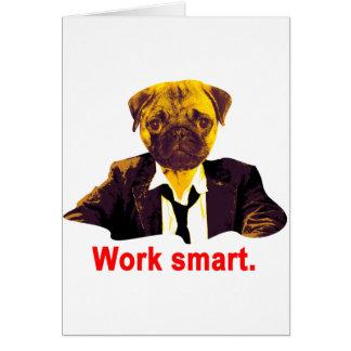 Work smart card
