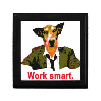 Work smart gift box