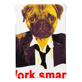 Work smart iPad mini cover